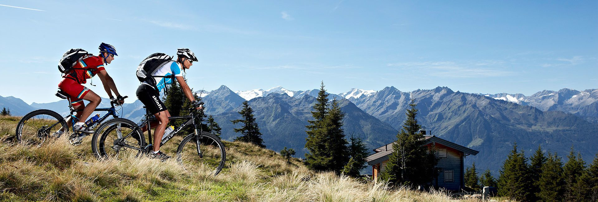 Mountainbiken in Bramberg - Wildkogel, Salzburger Land